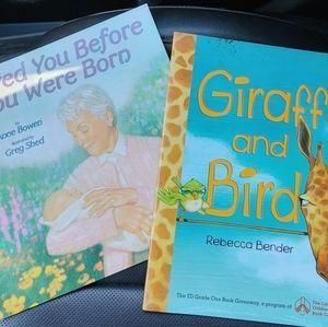 2 children's books